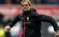Jurgen Klopp tạo ra kỷ lục mới ở Liverpool