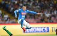 Tầm quan trọng của Jose Callejon tại Napoli mùa này