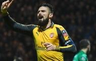 Thắng xấu xí, nhưng Arsenal vẫn lập kỷ lục