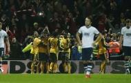 Thoát hiểm phút cuối, Arsenal nhọc nhằn vào vòng 4 FA Cup