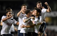 Bùng nổ trong hiệp hai, Tottenham 'diệt gọn' Aston Villa trong vòng 10 phút