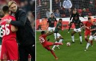 Chùm ảnh: Liverpool hòa nhạt nhòa trên sân nhà