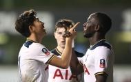 Chùm ảnh: Tottenham 'thu phục' Aston Villa trên sân nhà