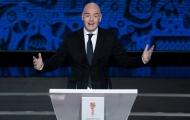 CHÍNH THỨC: 48 đội tranh tài ở World Cup 2026