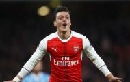 Oezil bất ngờ đòi mặc áo số 10 tại Arsenal