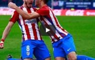 Atletico Madrid 2 - 3 Las Palmas (Copa del Rey)