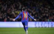 Barca lại trên đôi chân Messi