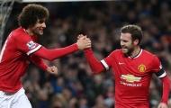 Fellaini được gia hạn, người Man Utd phản ứng ra sao?