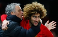 Marouane Fellaini: Vẫn chưa hết kiếp... lạc trôi ở Manchester United