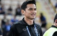 Kiatisak sợ bóng đá trẻ Thái Lan tụt hậu so với Việt Nam