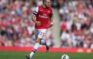 Xác nhận: Cầu thủ đầu tiên rời Arsenal Đông này