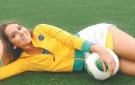 Carol Portaluppi - người tình một thuở của Neymar