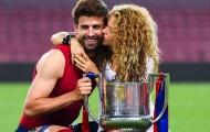 Shakira muốn Pique rời khỏi Barca