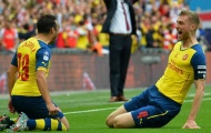 Arsenal sắp trói chân thành công trụ cột