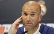 Zidane: Real không cần thêm thủ môn