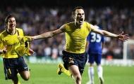 Andres Iniesta và cú sút phá hỏng giấc mơ của Chelsea