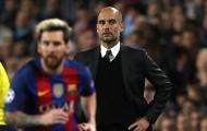 Có Messi, Pep mới lại là thiên tài