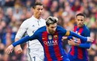 'Messi, Ronaldo là những con quái thú'