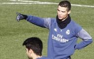 Ronaldo trở lại Cup nhà Vua sau 2 năm