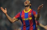 15 bàn thắng của Seydou Keita cho Barca