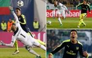 Bàn thắng kinh điển: Mesut Oezil vs Ludogorets