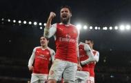Bàn thắng kinh điển: Olivier Giroud vs Crystal Palace