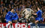 Bàn thắng kinh điển: Ronaldinho vs Chelsea