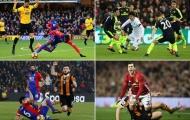 Đội bóng nào 'ăn vạ' nhiều nhất Ngoại hạng Anh?