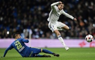 22h15 ngày 21/01, Real Madrid vs Malaga: Kền kền trút giận?
