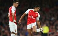 'Arsenal chẳng là gì nếu không có Oezil - Sanchez'