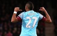 Chia tay West Ham, đâu là điểm đến trong mơ của Dimitri Payet?