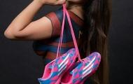 Suzy Cortez: Người mẫu siêu vòng 3 mê mẩn Messi