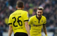 21h30 ngày 21/01, Werder Bremen vs Dortmund: Vàng đen trở lại
