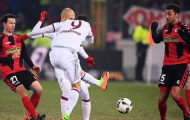 Chùm ảnh: Lewandowski lập siêu phẩm, Bayern nhọc nhằn thắng Freiburg