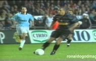 Khoảnh khắc đáng nhớ của Ronaldo trong trận gặp Lazio 1998