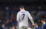 Ronaldo giữa tâm bão, Zidane lên tiếng