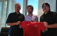 Tuyển Indonesia kết duyên thầy cũ De Gea, Mata, Herrera