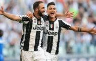 Bộ đôi Argentina tỏa sáng, Juventus vững vàng ở ngôi đầu bảng