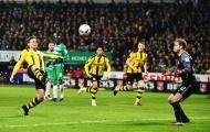 Chùm ảnh: Dortmund nhọc nhằn đả bại Werder Bremen