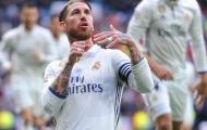 Ghi bàn ầm ầm, Ramos 'ăn đứt' loạt tiền đạo châu Âu