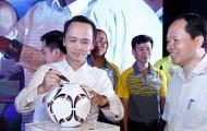 Ông bầu CLB Thanh Hóa 'nói lại' việc BTC V-League phân biệt đối xử