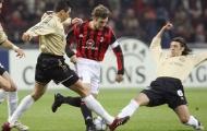 Trận cầu kinh điển: AC Milan 4-1 Bayern Munich (2005/06)