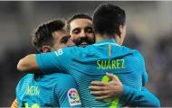 5 điểm nhấn Eibar 0-4 Barca: Khi các đồng đội 'phụ' Messi