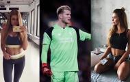 Bạn gái nóng bỏng của thủ môn Liverpool