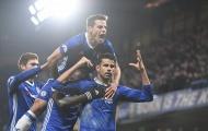 Lập công ở phút 45+7, Costa giúp Chelsea thu phục 'Bầy hổ' trên sân nhà
