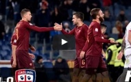 Roma 1 - 0 Cagliari (vòng 21 Serie A)