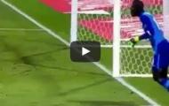Chấn thương vô duyên của thủ môn Senegal, Diallo vs Algeria