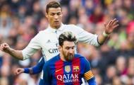 Ronaldo thành tài nhờ khổ luyện, Messi là thiên tài bẩm sinh