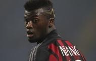 Có Deulofeu, Milan bỏ ngỏ khả năng bán Niang