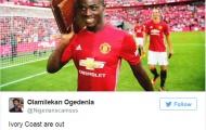 Fan Man Utd mở hội khi Bờ Biển Ngà bị loại khỏi CAN